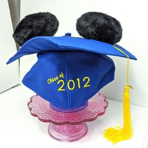Disney Ears Class of 2012 Embroidered Carli Cap